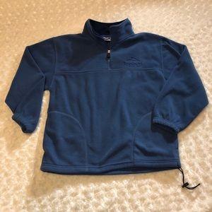 Sea World Half-Zip Fleece Sweater